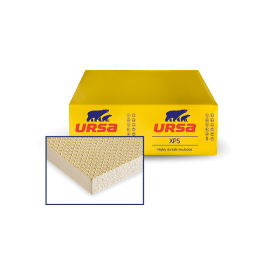 Picture of URSA XPS N-W-PZ-I GRIP S 125 x 60 x 3 cm