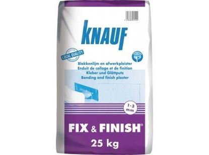 Picture of KNAUF FIX & FINISH 25 kg