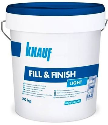 Picture of KNAUF FILL & FINISH LIGHT 20KG