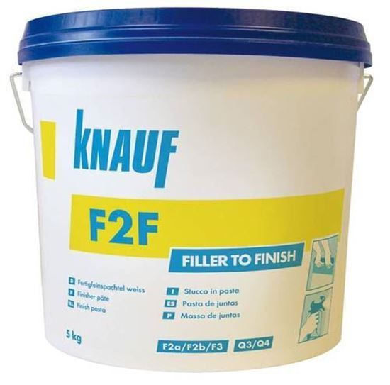 Picture of KNAUF FILLER TO FINISH 5 kg