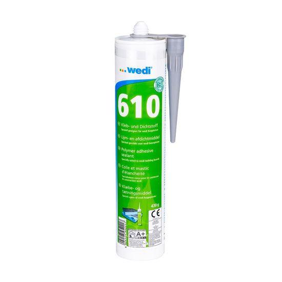 Picture of Wedi 610 lijm- en afdichtmiddel 310 ml