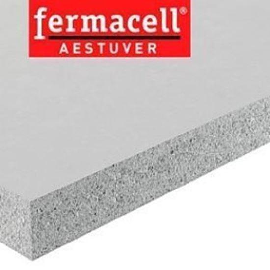 Picture of Fermacell AESTUVER kachelplaat 2600x1250 mm 25 mm brandwerende plaat LOT