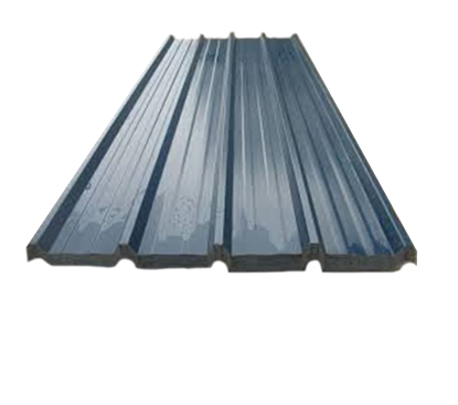 Picture of Profielplaat antraciet zonder doek - 4m x 1,05m  (0,5mm)