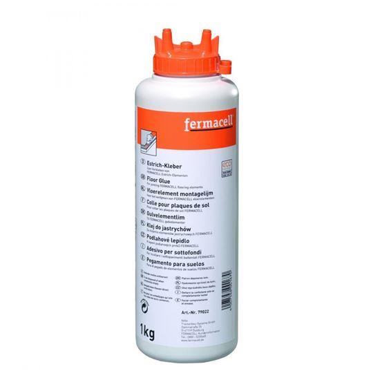 Picture of Fermacell Vloerelementen montagelijm fles 1 kg