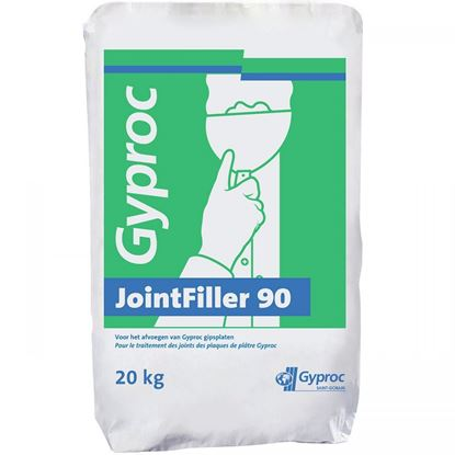 Picture of GYPROC JOINT FILLER 90 - 20 kg