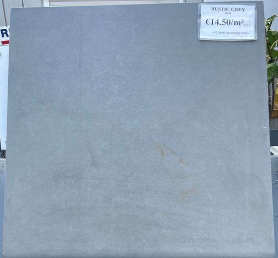 Picture of TEGEL RUSTIC GREY 60x60